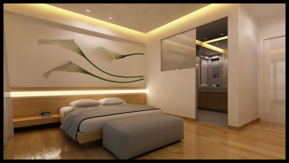 Master Bedroom 3d Design l/construct